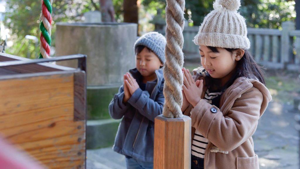 праздники Японии сёгацу