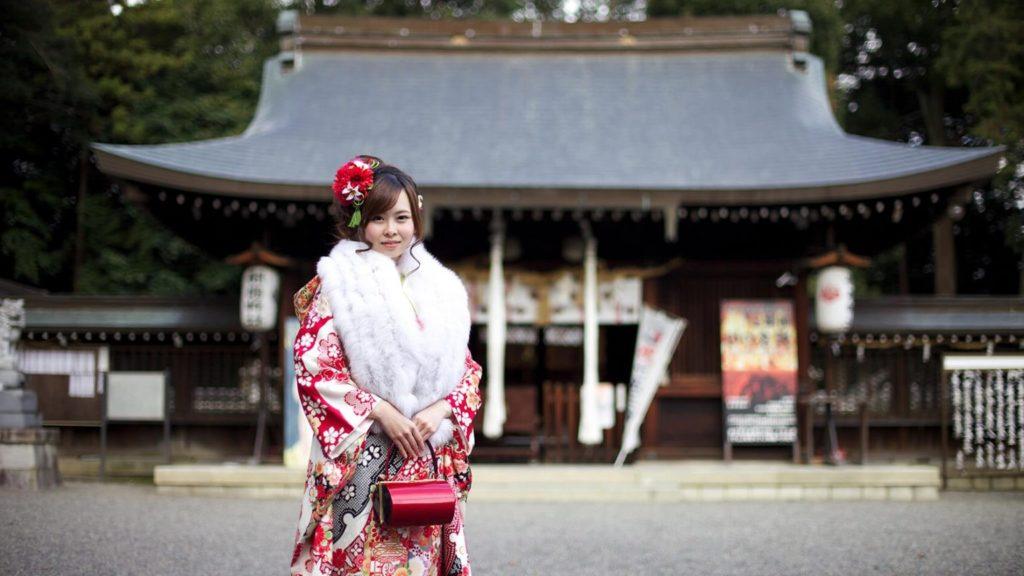 праздники Японии сейдзин но хи