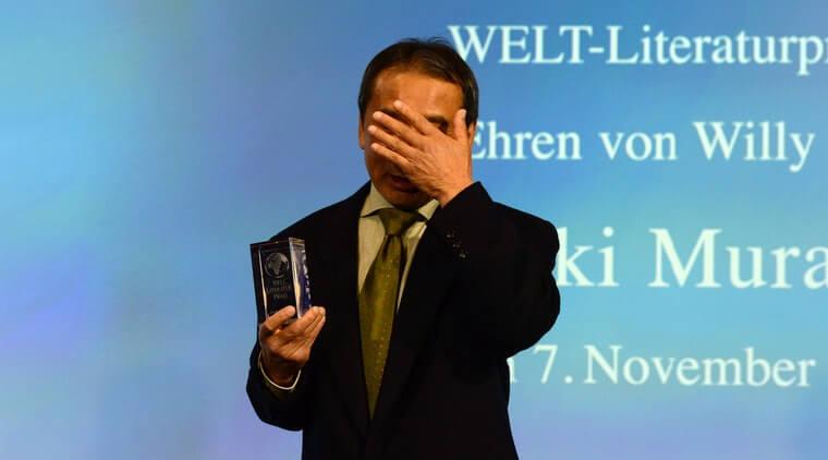 Харуки Мураками удивлен своим успехом