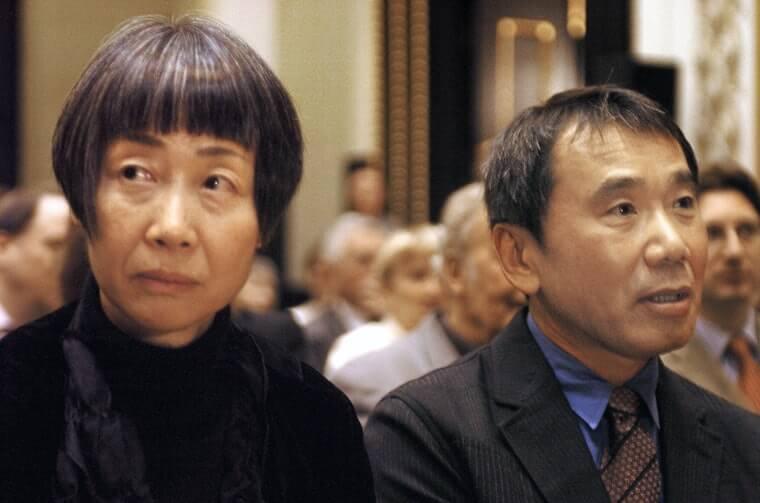Харуки Мураками важно мнение его жены