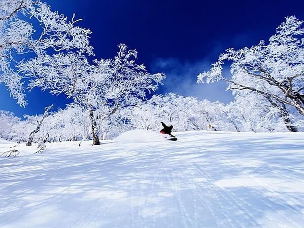 Погода в Японии хоккайдо