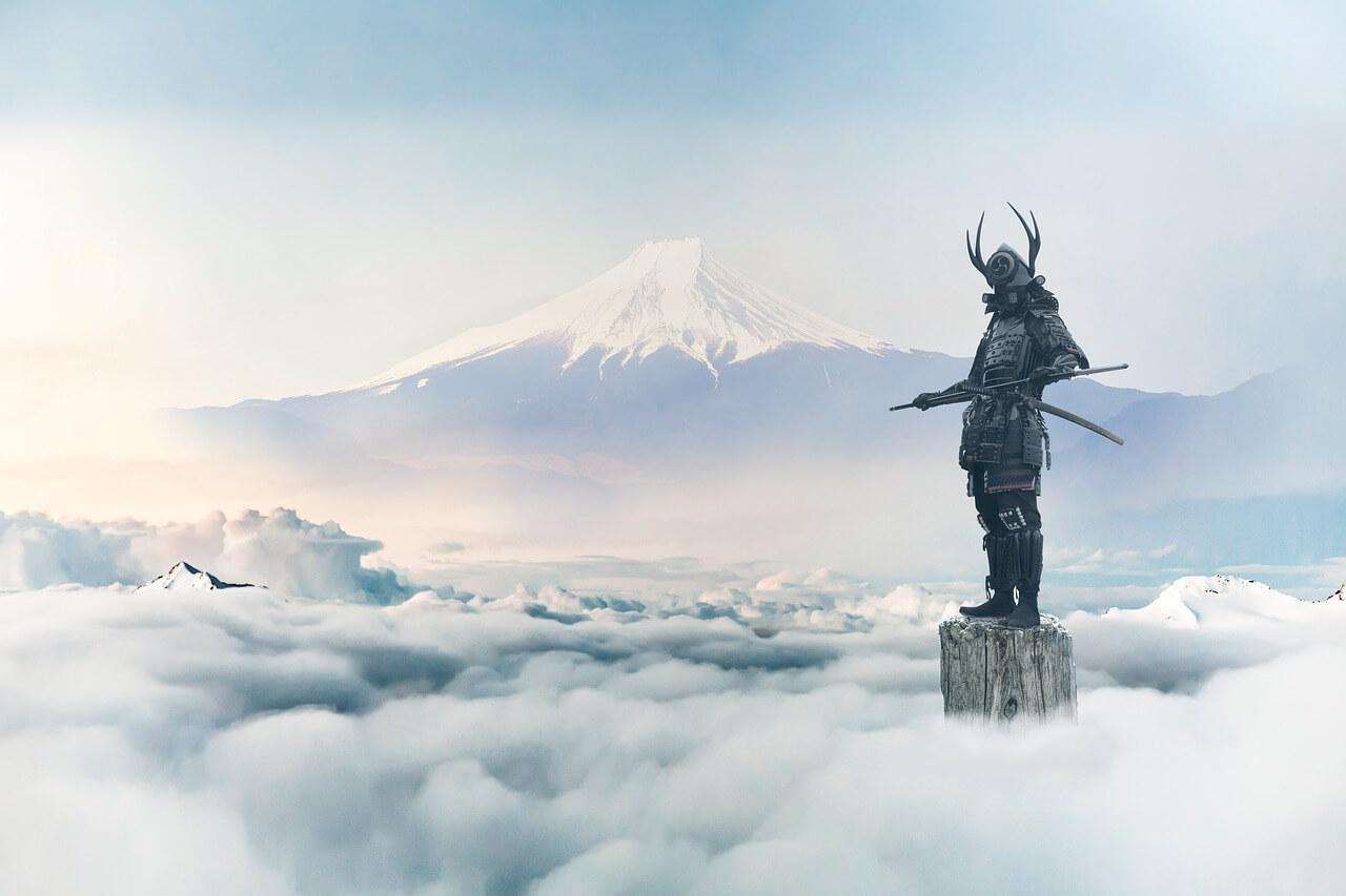 про самураев