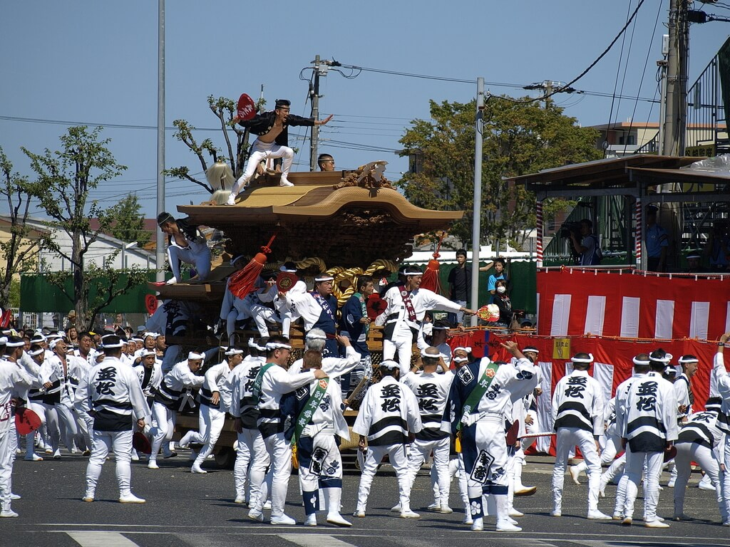 Фестивалей Японии 15