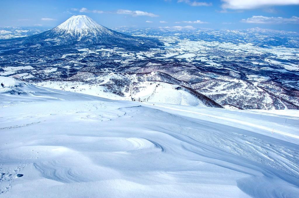 Погода в Японии фудзи зимой