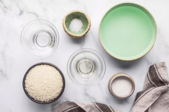 Классический японский рис для суши в домашних условиях один
