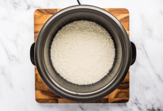Классический японский рис для суши в домашних условиях четыре