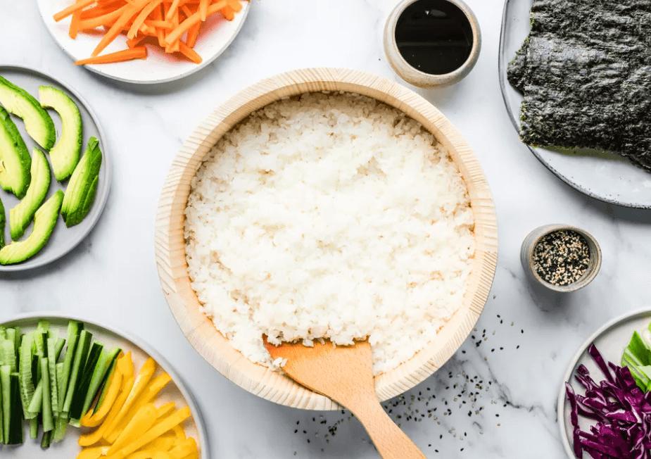 японский рис для суши в домашних условиях