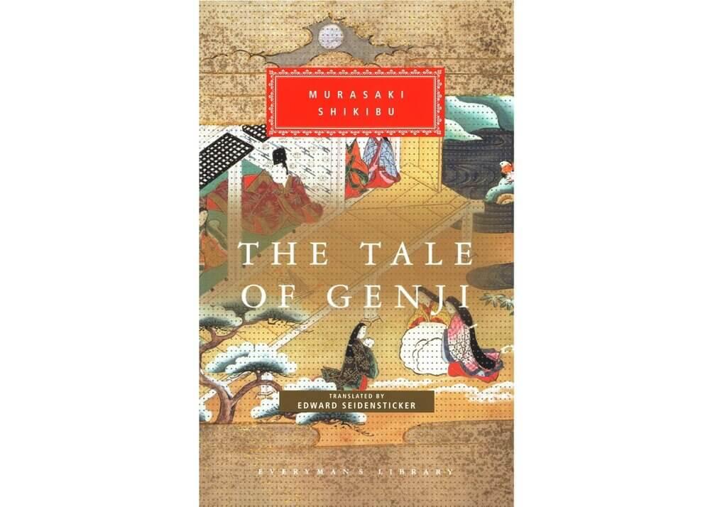 Японские книги сказка о гендзи