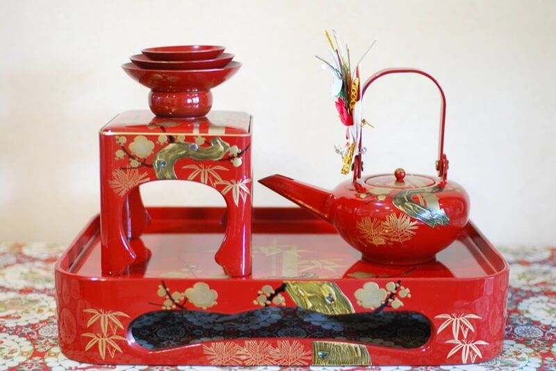 саке набор посуды