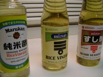 ингредиент для суши Рисовый уксус