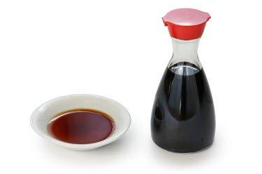 ингредиент для суши соевый соус