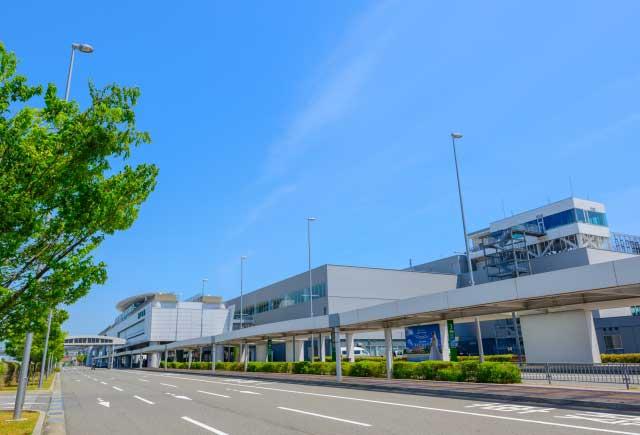 Аэропорт Кобе