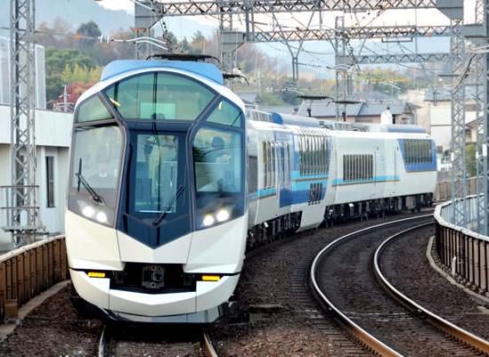 красивые Японские поезда